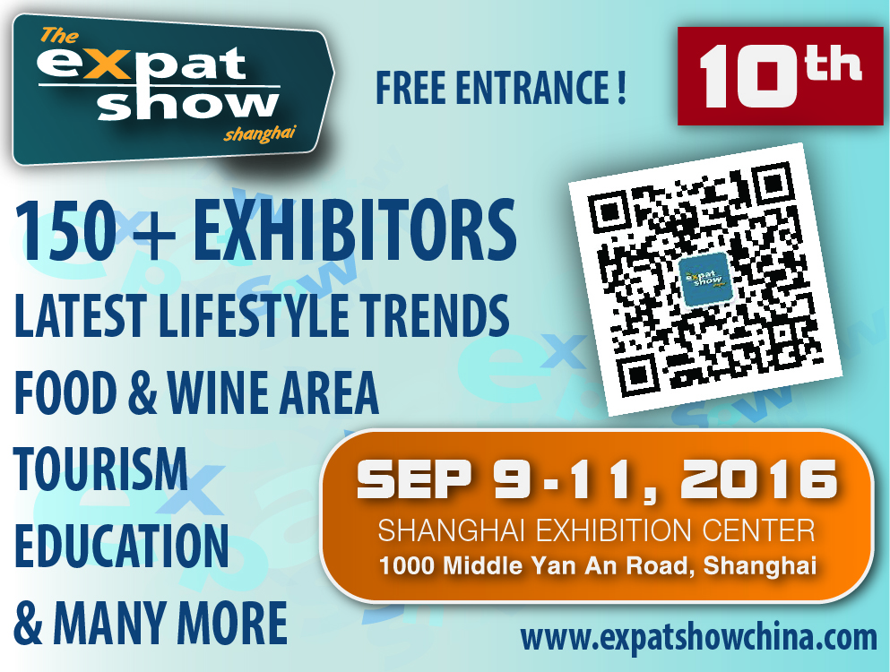 Come visit us at this year's Expat Show!